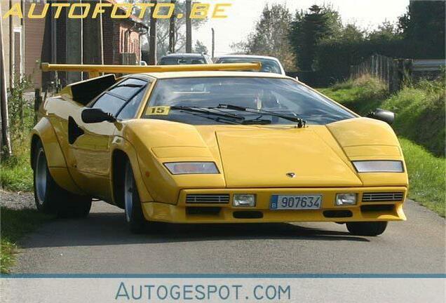 Lamborghini Countach LP400 S